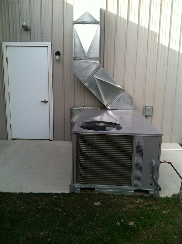Commercial Package Unit Installation And Ductwork Elite