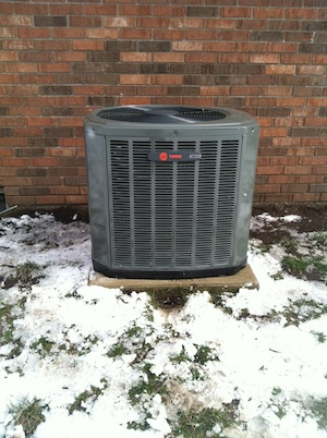 Trane Residential Furnace and A/C Replacement
