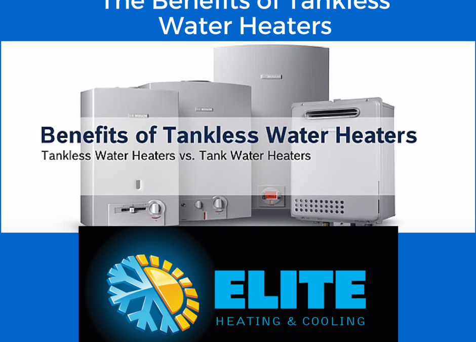Benefits of Bosch Tankless Technology – Tank vs Tankless Water Heaters